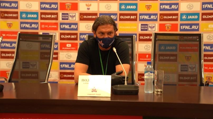 Алексей Поддубский: «Игрой – удовлетворён, командой – доволен», изображение №1