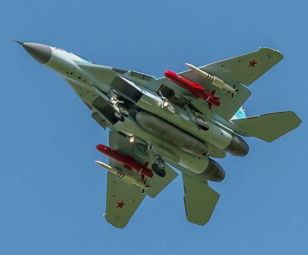 MiG-29/ΜiG-35 Fulcrum: News #2 - Page 6 QqPgnkwJJhM